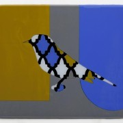 ELLSWORTH OCHRE, GREY, BLUE