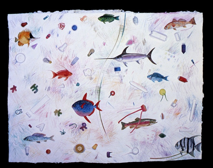 FISH IN SEMI-CONDUCTOR SEA 1983