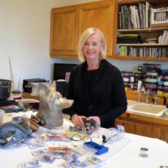 Mary Hinckley - Studio Portrait